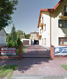 Warsztat firmy Polszyb w Lublinie